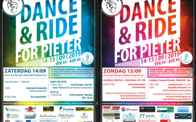 Dance & Ride for Pieter
